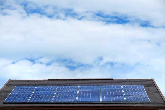 住宅用太陽光を設置して