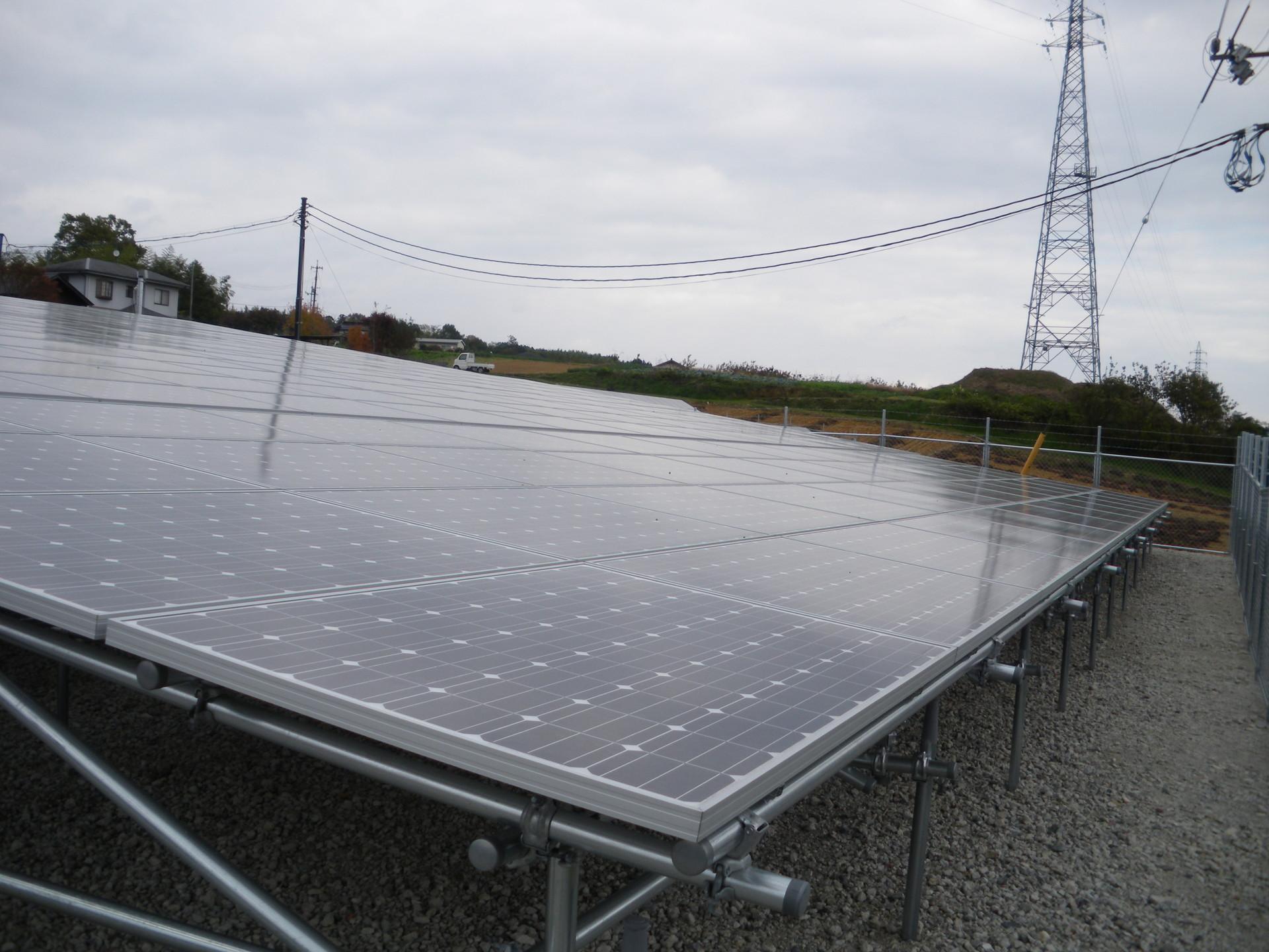 太陽光発電の補助金制度