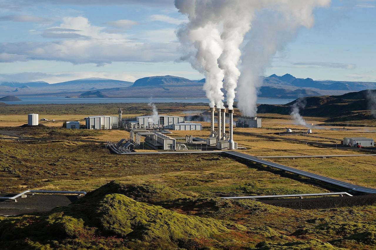 地熱発電について