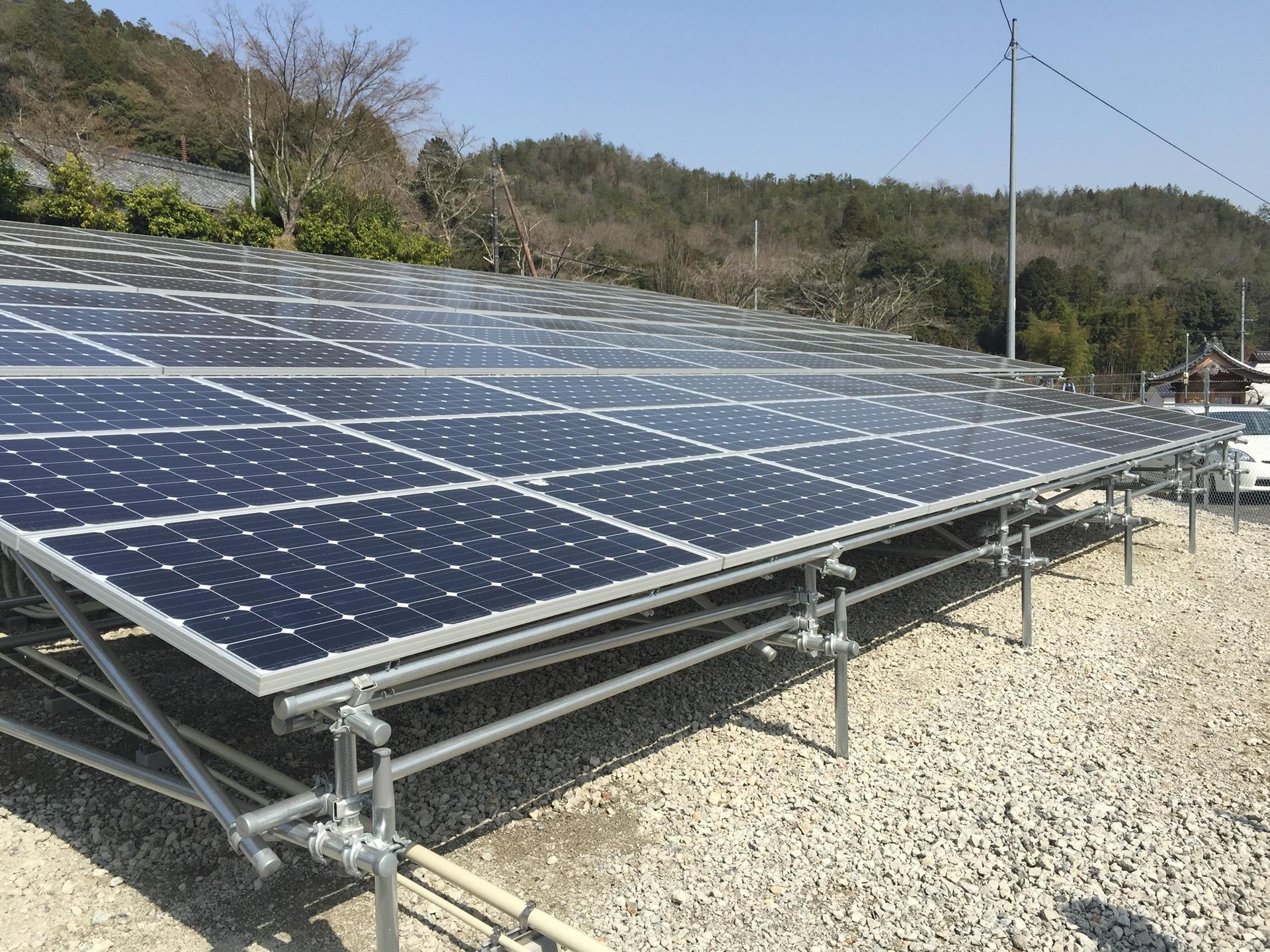太陽光発電の過剰供給による制度見直し