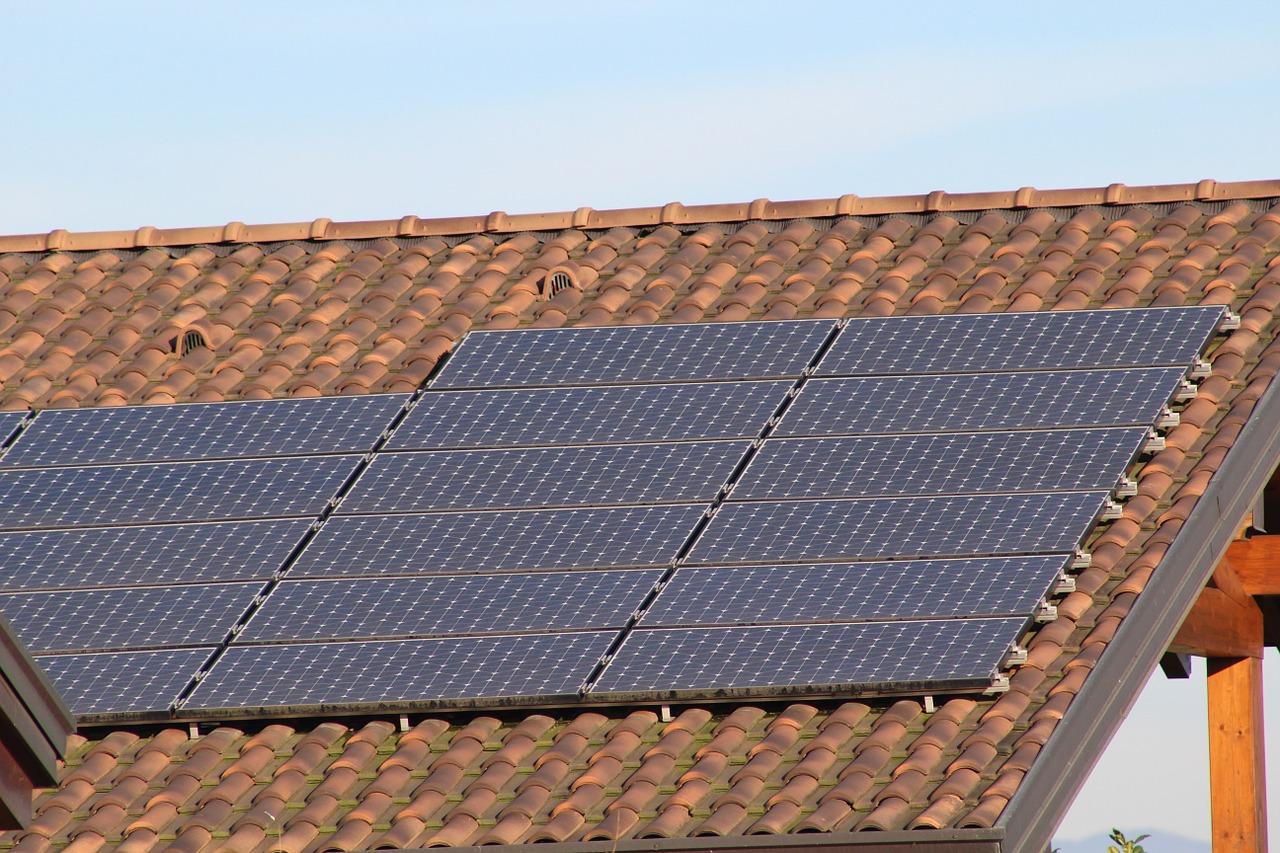 環境と節約のための太陽光発電を設置して