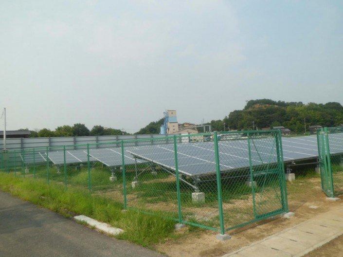 アップソーラー 48kW (岡山県岡山市東区 F様)