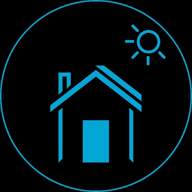 住宅用太陽光発電1,000件以上